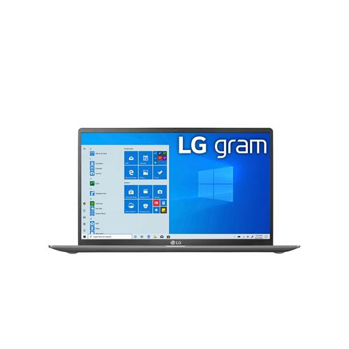 LG - LG gram 15'' Ultra-Lightweight Laptop with 10th Gen Intel® Core™ Processor w/Intel Iris® Plus®