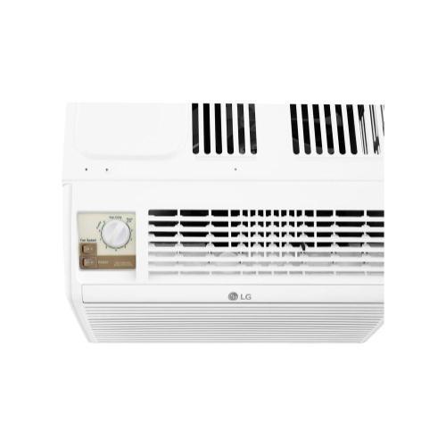 LG - 5,000 BTU Window Air Conditioner