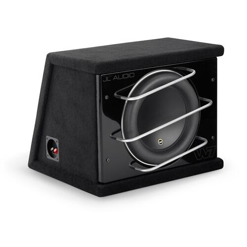 JL Audio - Single 12W7AE ProWedge, Sealed, 3