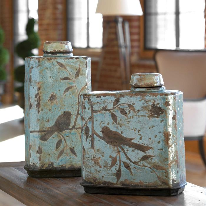 Uttermost - Freya Containers, S/2