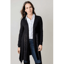 Feeling Fierce Rhinestone Cardigan - S/M (4 pc. ppk.)