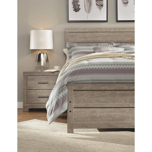 Culverbach Queen/full Panel Headboard