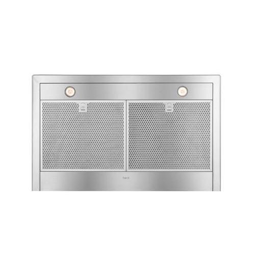 "BEST Range Hoods - WTT32 - 36"" Brushed Stainless Steel Wall Mount Chimney Hood with Internal 400 Max CFM Blower"
