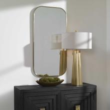 Taft Brass Mirror