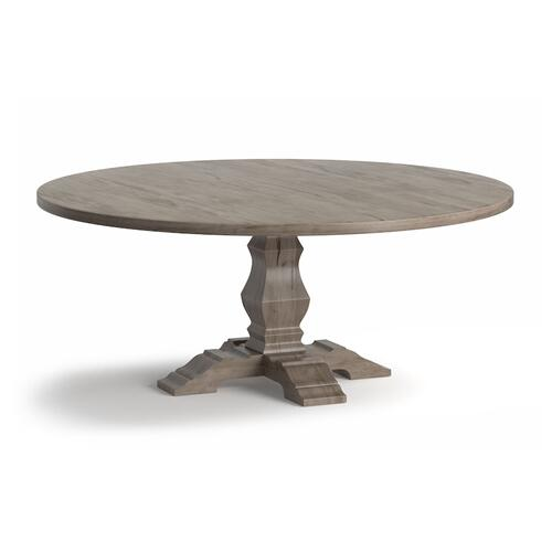 Bassett Furniture - Tavern Maple Round Table