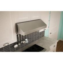 "30"" Gust Undercabinet Hood with 400 CFM Blower, 3 Speed Levels"