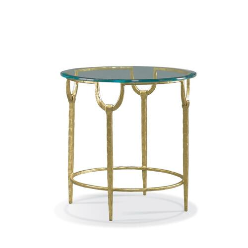 CTH Sherrill Occasional - Round Lamp Table