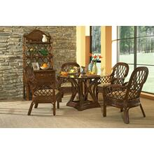 Product Image - Coco Cay Regency Dining Table w/Glass