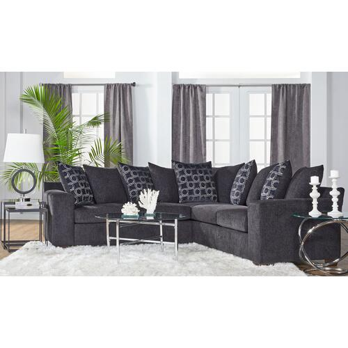 Hughes Furniture - 18990 Right Facing Sofa