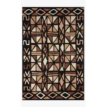 View Product - NAL-05 Spice / Black Rug