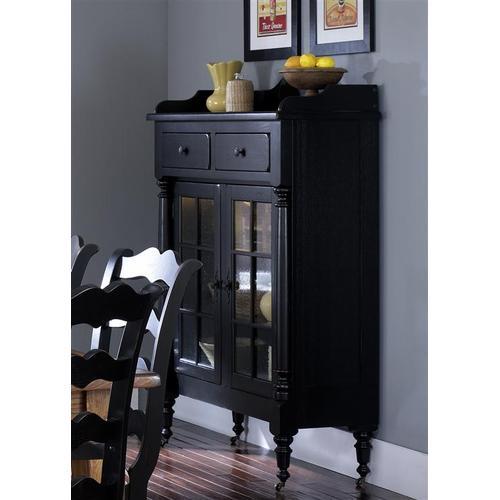 Liberty Furniture Industries - Display Cabinet - Black