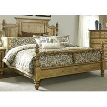 View Product - King Poster Bed