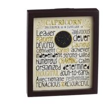 "See Details - ""Capricorn"" Wall Block."