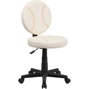 Gallery - Baseball Swivel Task Office Chair