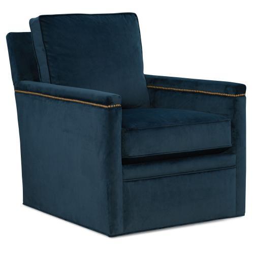 Sam Moore Furniture - Living Room Raylen Swivel Chair