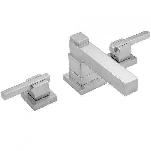 Antique Brass - CUBIX® Faucet Double Stack with CUBIX® Lever Handles
