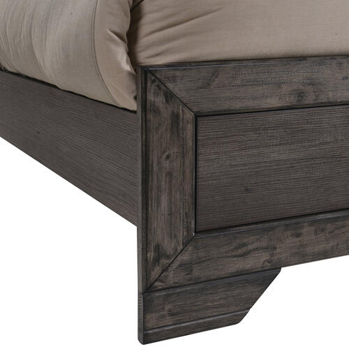 Nathan King Panel Bed