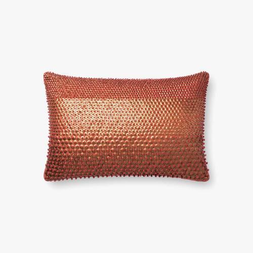 P0677 Rust / Gold Pillow