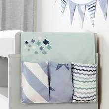 Dreamit - Changing Table runner and banner, Blue