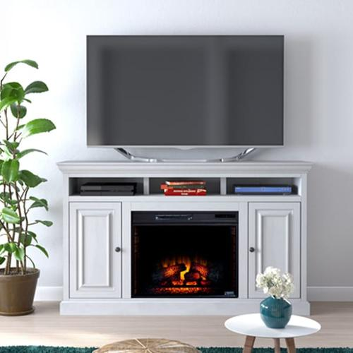 Largo Fireplace Console