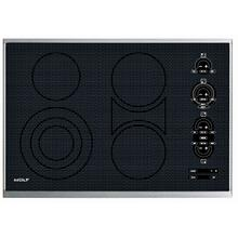"FLOOR MODEL 30"" Electric Cooktop - Framed"