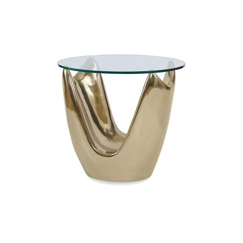 Maitland-Smith - SUSA CHAIRSIDE TABLE