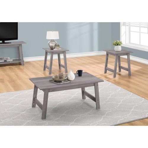 Gallery - TABLE SET - 3PCS SET / GREY