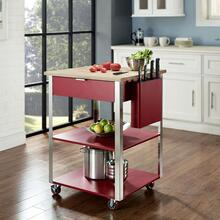 Culinary Prep Kitchen Cart