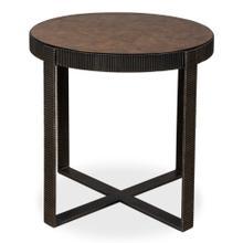 Ragsdale Side Table, Light Mink