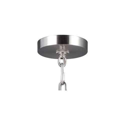 Frontage Pendant Satin Nickel