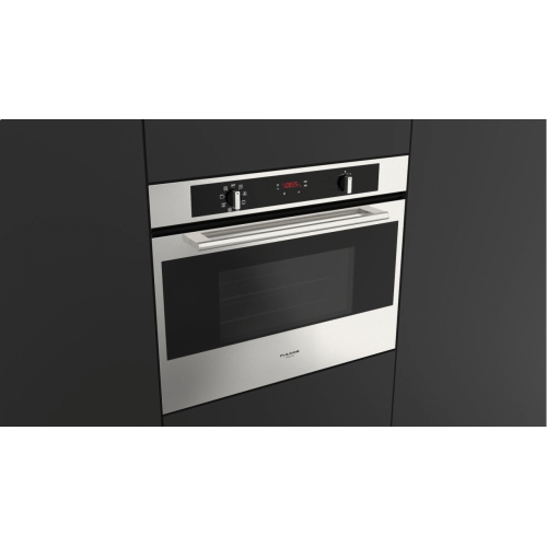 """30"""" Multifunction Self-clean Oven - Stainless Steel"""