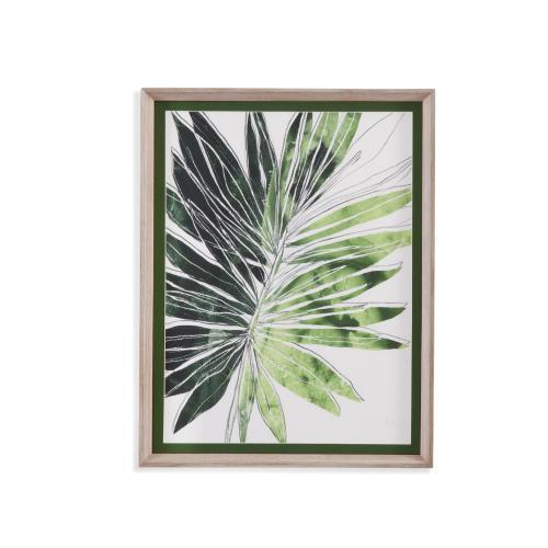 Bassett Mirror Company - Expressive Palm I