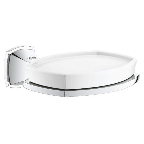 Grandera Soap Dish With Holder