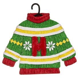 Sweater Ornament - M