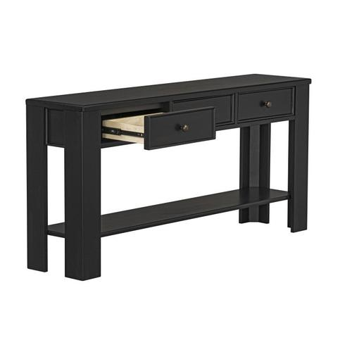 Powell Cocktail Table, Black