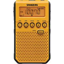 AM/FM/NOAA® Weather Alert Pocket Radio (Yellow)