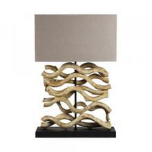 Le Sculpture Lamp Medium