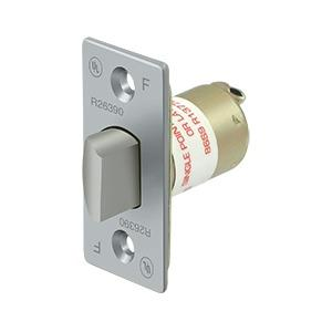 "G2 Reg. Latch, Privacy 2-3/8"" - Brushed Chrome"