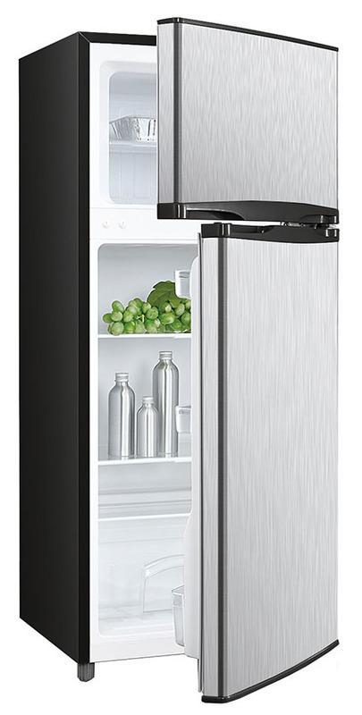 Stainless Steel Avanti Mini AR17T3S 1.7 CF All Refrigerator
