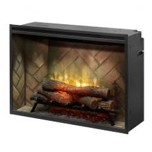 "Revillusion 36"" Built-in Firebox"