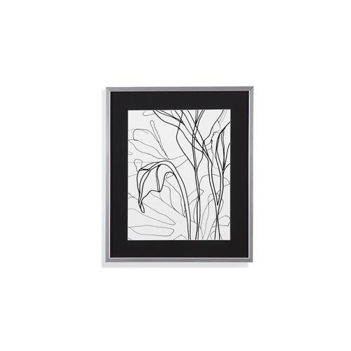 Bassett Mirror Company - Tropical Lines IV