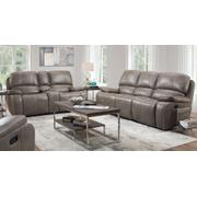 Platinum Reclining Sofa, Loveseat, and Rocker Recliner Product Image