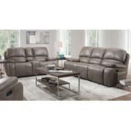 Platinum Reclining Sofa, Loveseat, and Rocker Recliner