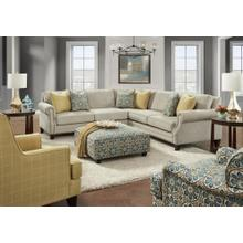 ZEALAND COBBLESTONE SECTIONAL