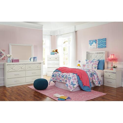 Dreamur - Champagne 4 Piece Kids Bedroom Set