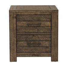 Dakota Bourbon Nightstand