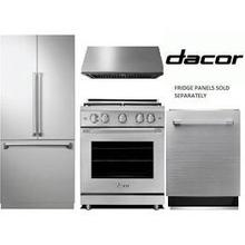"""View Product - DACOR 30"""" GAS RANGE PACKAGE"""