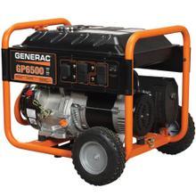 GENERAC 5940 GP6500 GP Series 6500 Watt Portable Generator