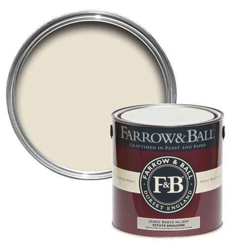 Farrow & Ball - James White No. 2010