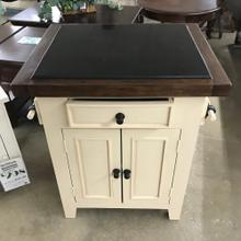 Granite Top Small Kitchen Island